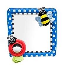 Sassy floor mirror amazon