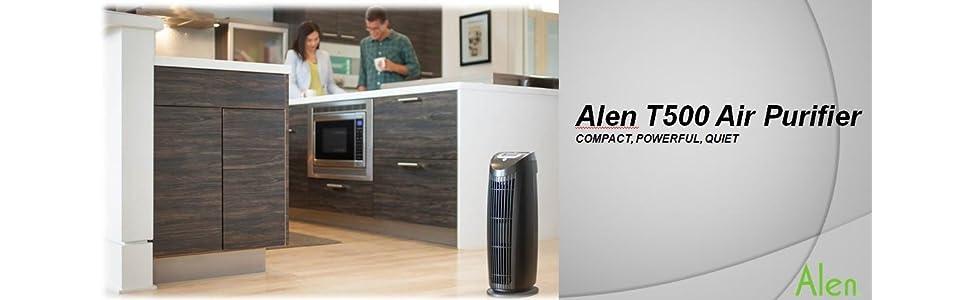 Alen T500 HEPA Tower Air Purifier Reviews