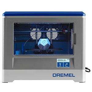 dremel idea builder 3d printer industrial scientific. Black Bedroom Furniture Sets. Home Design Ideas