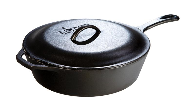 Chicken Fryer Frying Pan Lodge Skillet Skillet With Lid