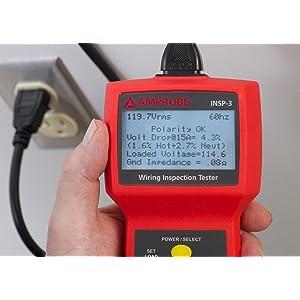 INSP-3, Amprobe, Circuit Tester