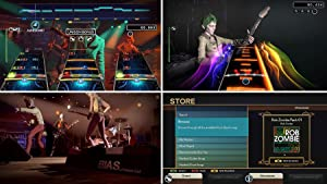 Rock Band 4 Game Screenshots