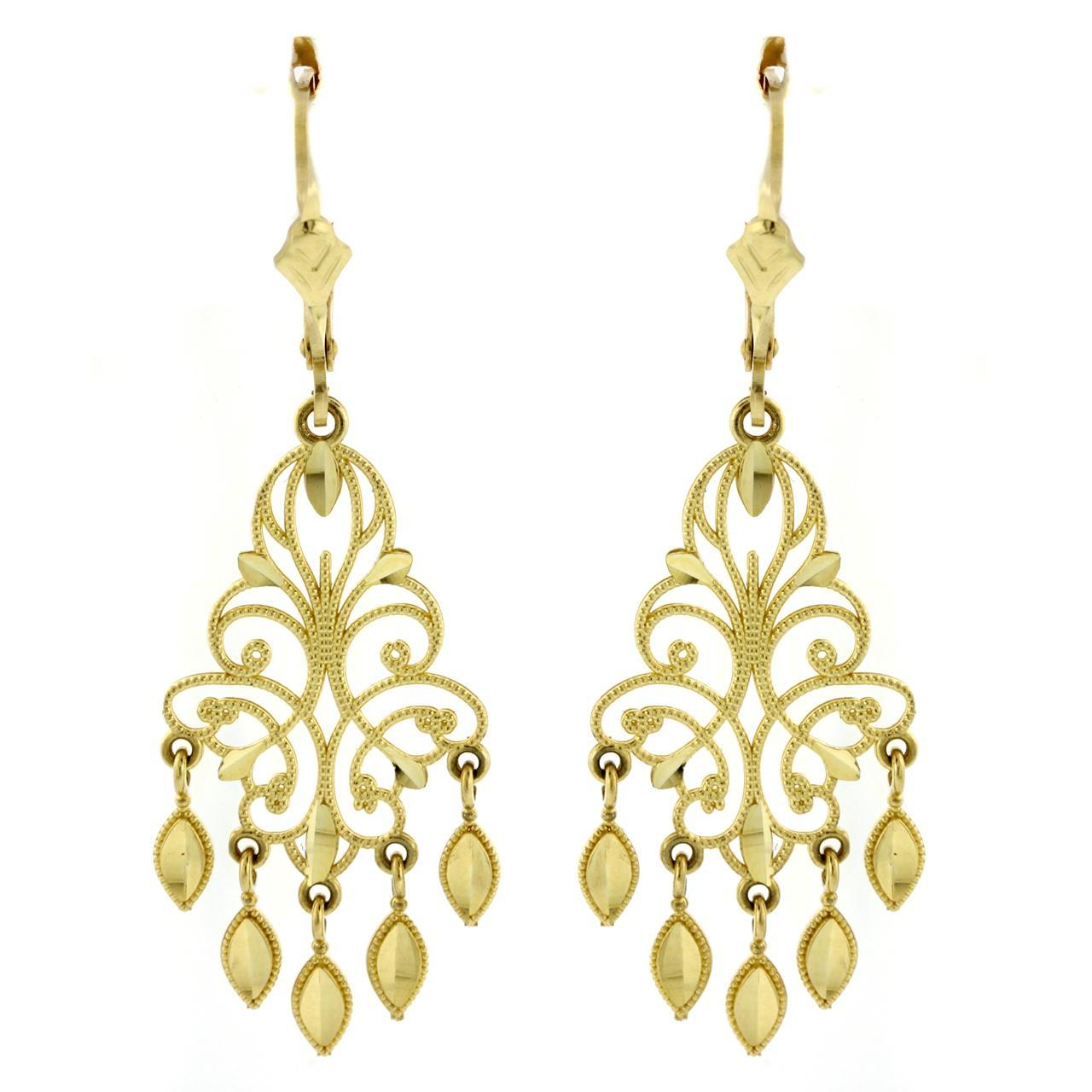 chandelier earrings costume jewelry car interior design