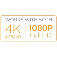 4K Ultra HD support