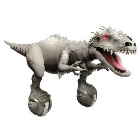 Amazon com zoomer dino jurassic world indominus rex collectible