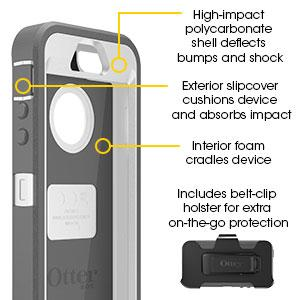 otterbox iphone 5 5s drop protection