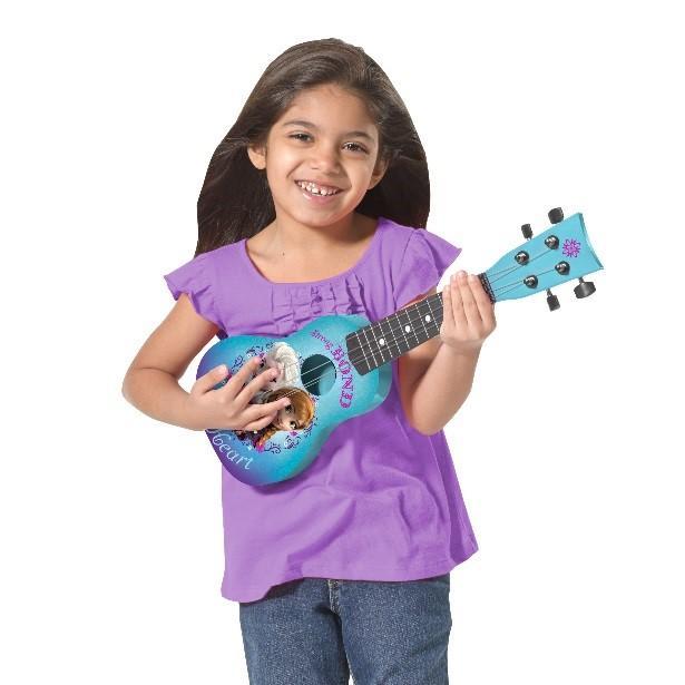 Amazon.com: Disney Frozen Guitar by First Act, FR285: Musical