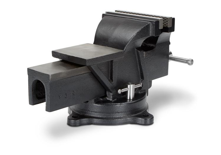 Tekton 54006 6 Inch Swivel Bench Vise Pin Vises