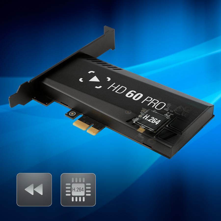 Amazon.com: Elgato Game Capture HD60 Pro, stream and record in 1080p60