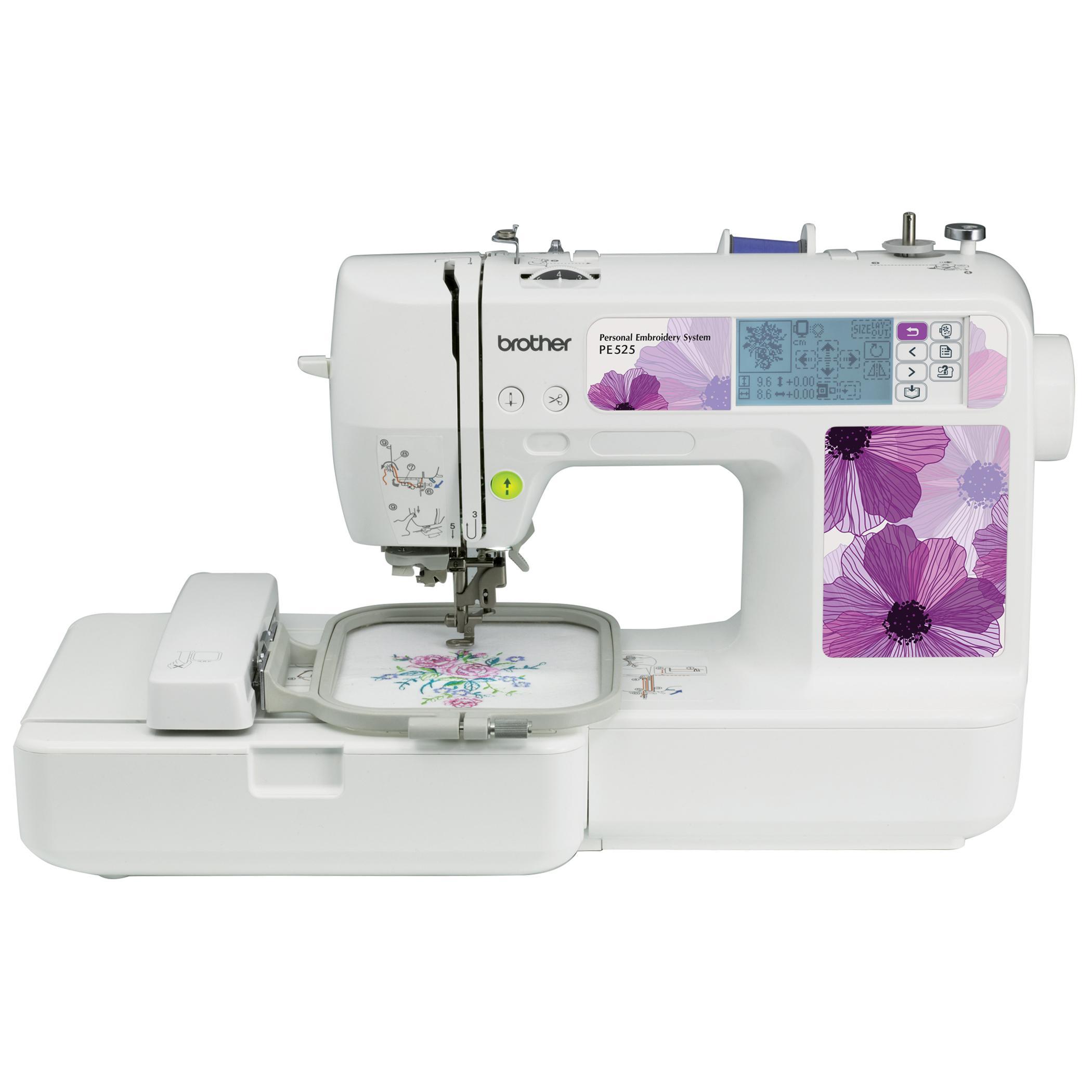 embroidery machine se400