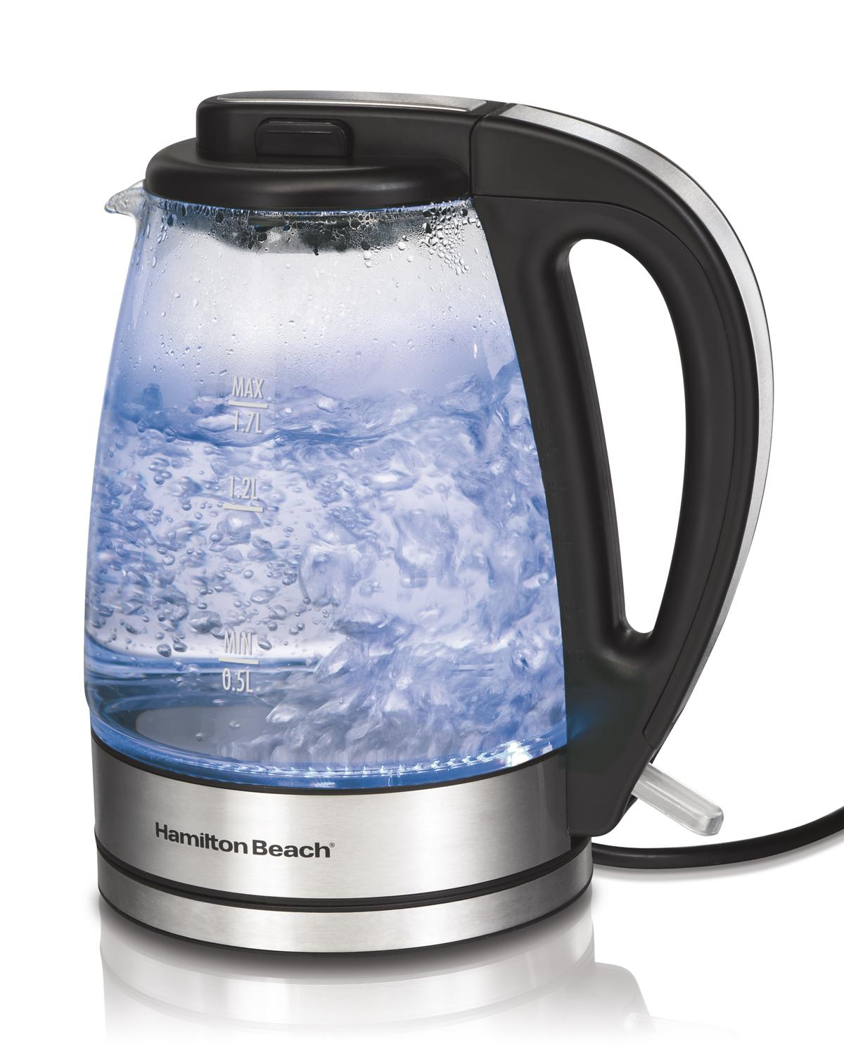 Best Rated Electric Kettle ~ Amazon hamilton beach glass electric kettle