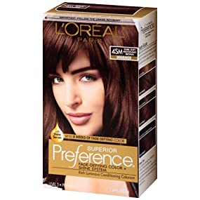 Oreal Preference Paris Couture Hair Color, 8RG Rose Gold Blonde