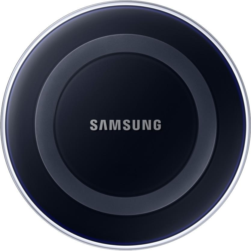 New Black Samsung Wireless Charging Pad W Micro Usb