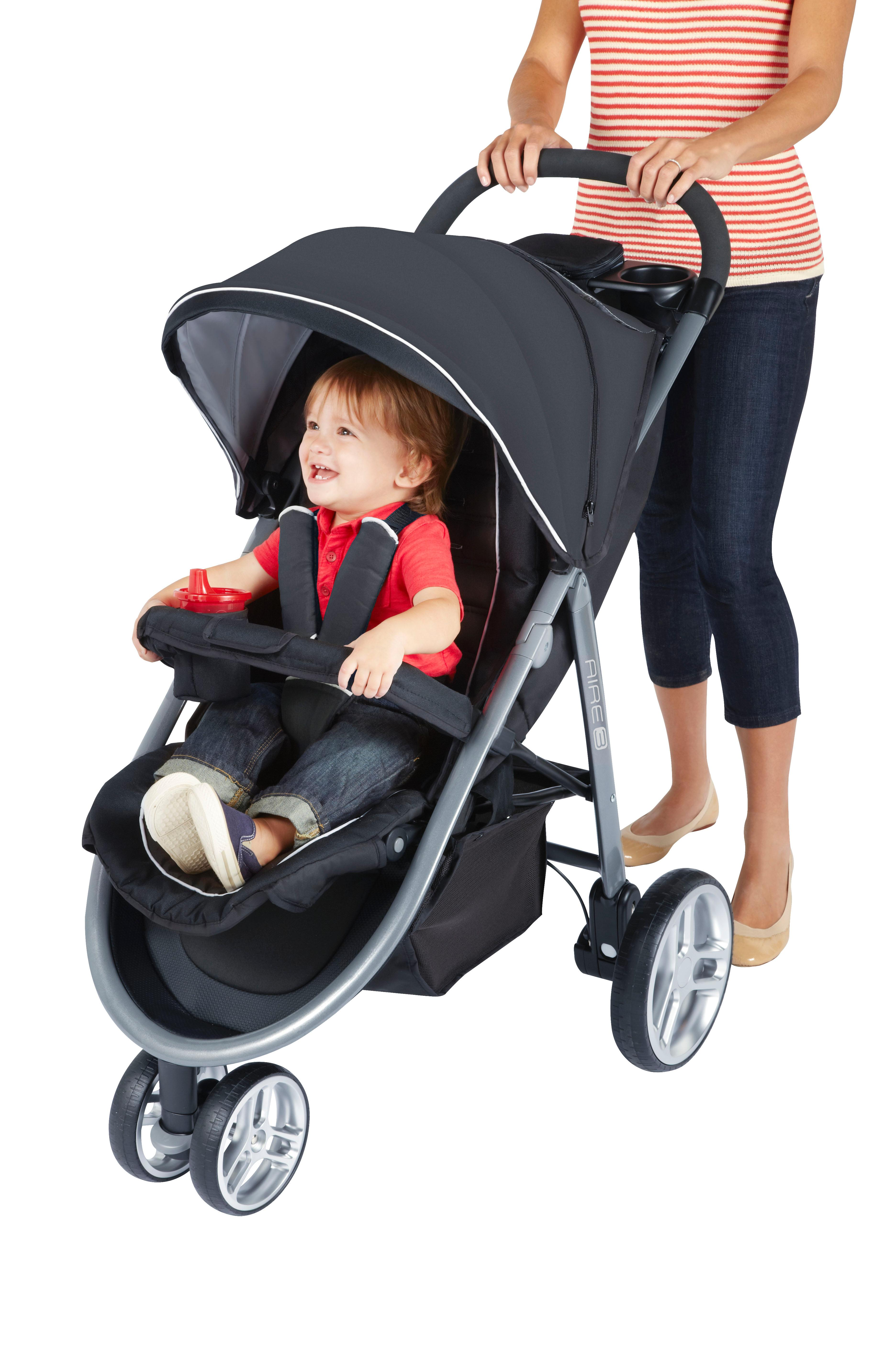 graco aire3 click connect stroller manual