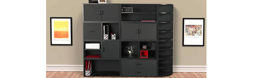 Foremost 327606 modular open cube storage for Foremost modular homes