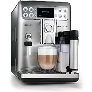 SAECO Exprellia, Automatic Espresso Machine, Coffee, Espresso maker