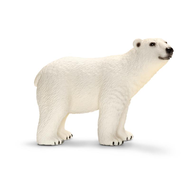 Polar Bear Toys : Fun fact polar bears can swim for long distances in the