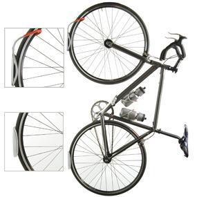 Delta Leonardo Da Vinci, single bicycle rack with tire tray