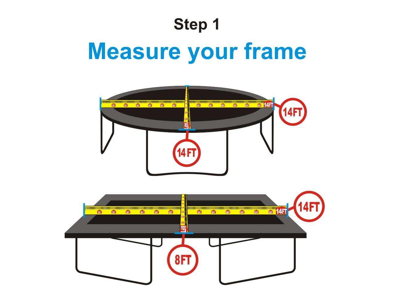 Amazon Com Upper Bounce Trampoline Jumping Mat Fits For
