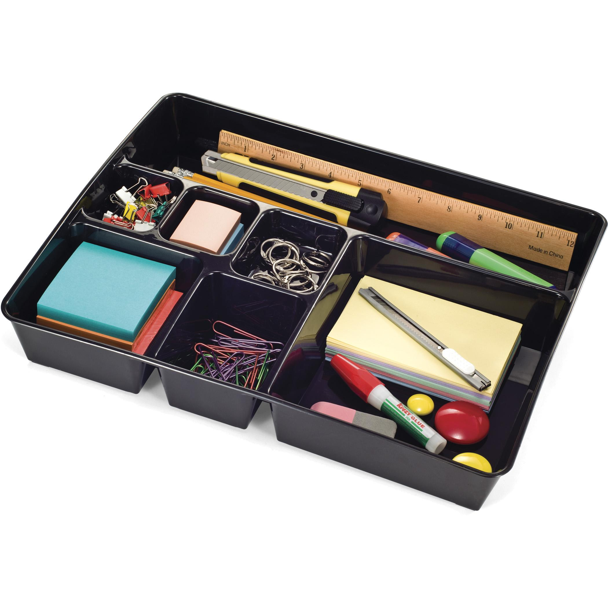 View larger - Desk drawer organizer ...