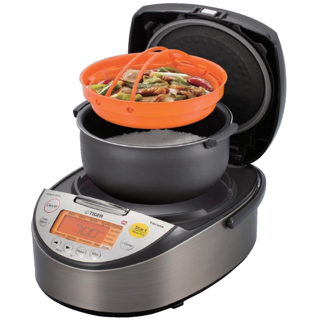 Amazon.com: Tiger Corporation JKT-S10U 5.5-Cup Induction