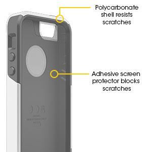 otterbox iphone 5 5s commuter scratch screen protection