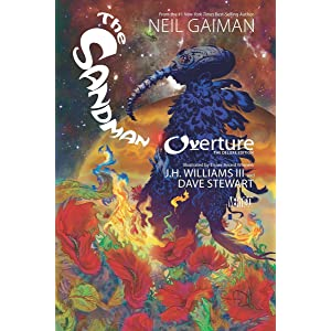 This is on my Wish List: The Sandman: Overture Deluxe Edition: Neil Gaiman, JH Williams III: 9781401248963: : Books
