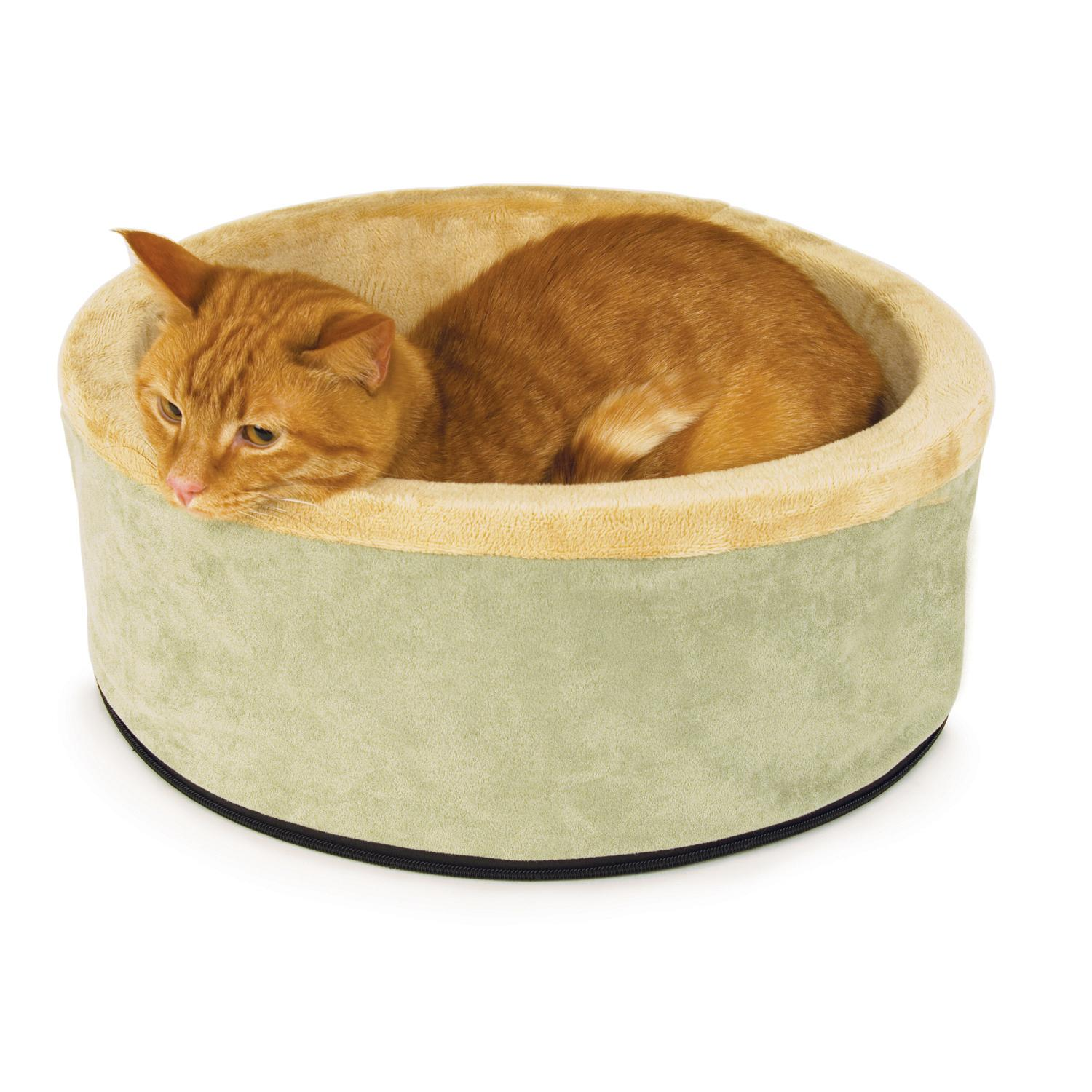 K H Thermo Kitty Heated Cat Bed Review