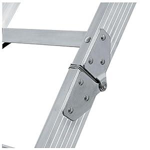Amazon Com Louisville Ladder Al228p Aluminum Attic Ladder