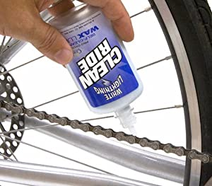 bicycle lube; bike care; bike lube; wax; white lightning; park; pedros; pro gold