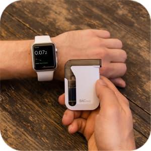 BACtrack Mobile & Apple Watch