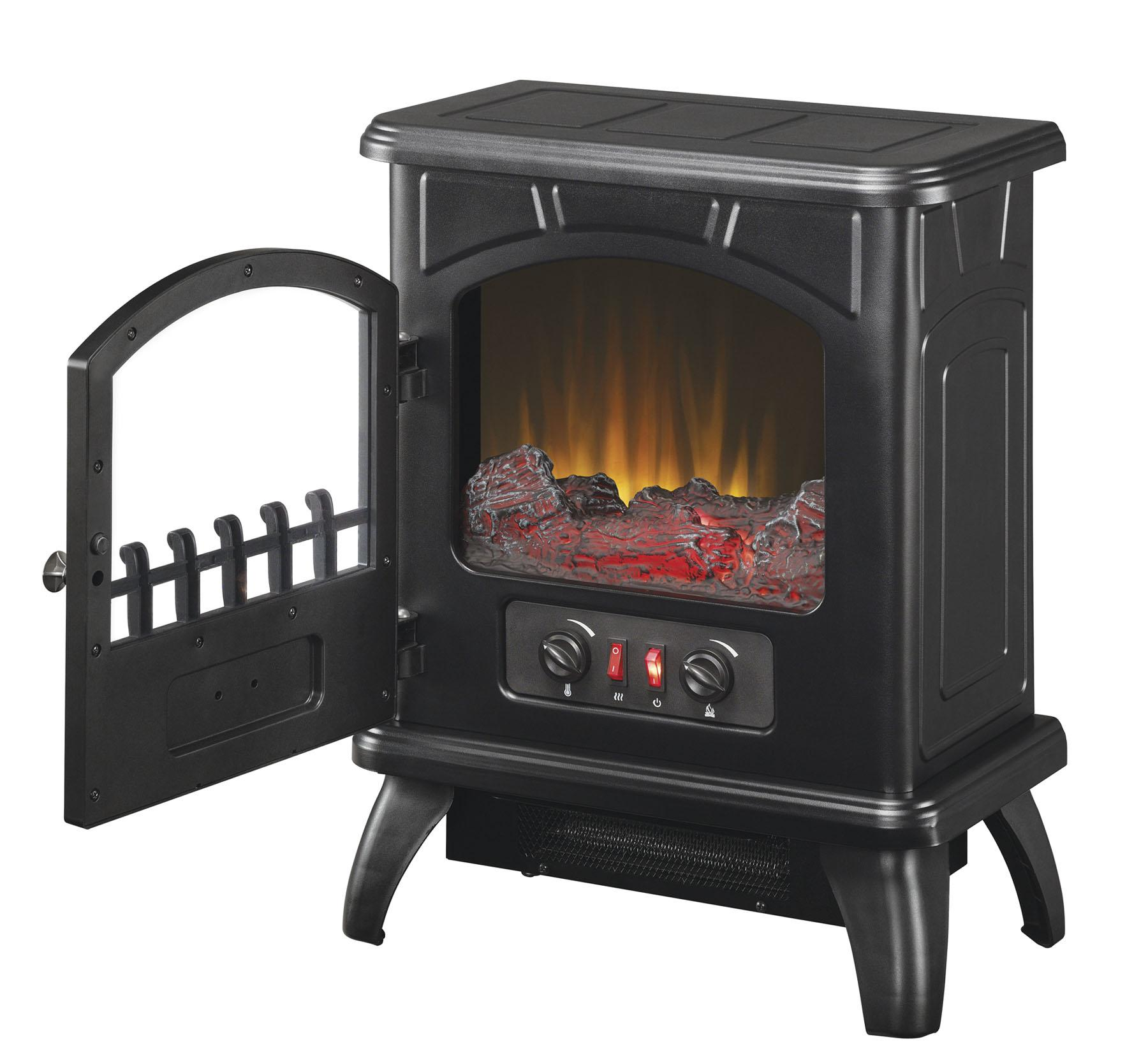 Amazon Com Duraflame Electric Stove In Black Dfs 500 0