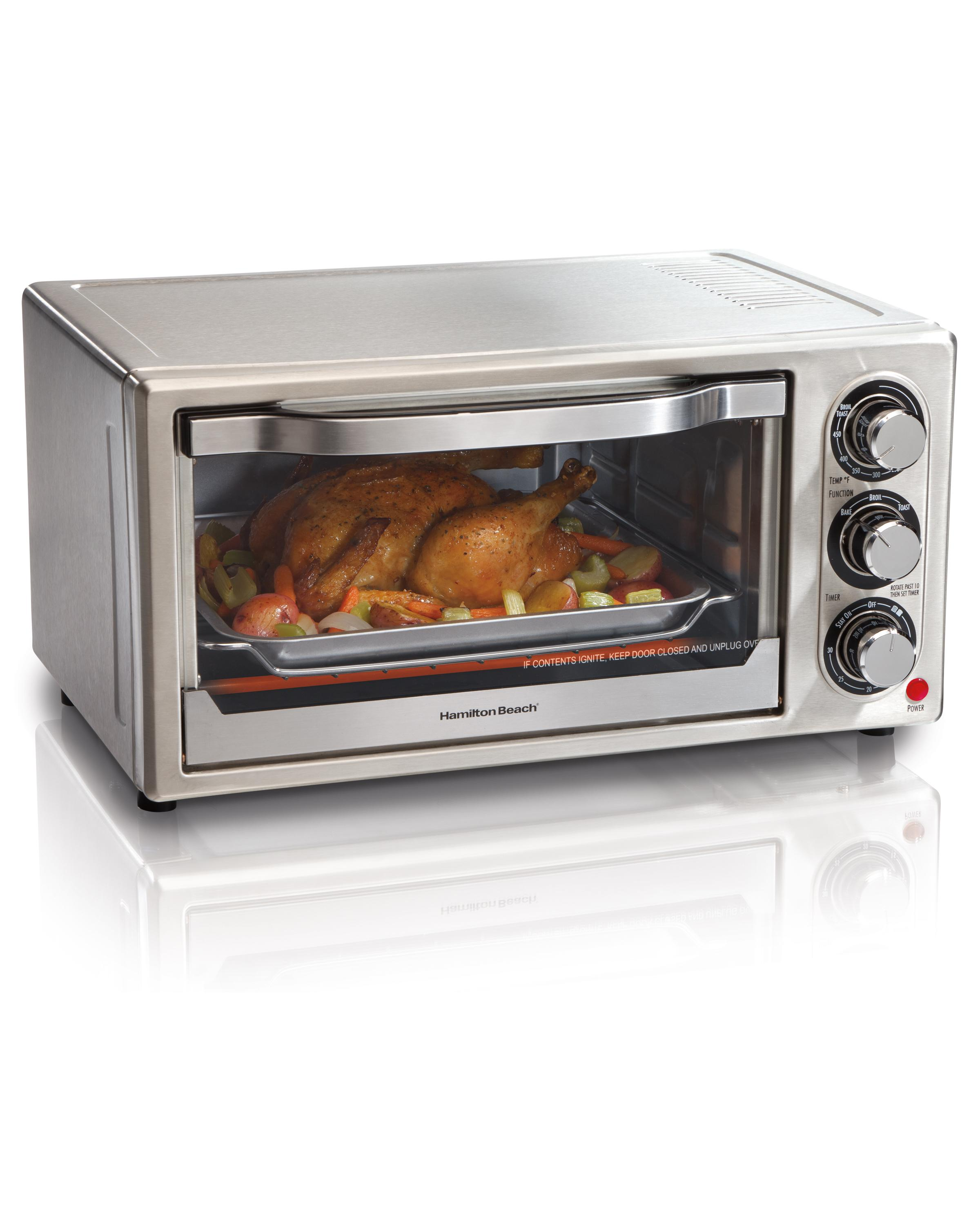 Countertop Roaster Oven Reviews : toasters;slice;2;4;breville;ovens;convectioncuisinart;black;hot;and ...