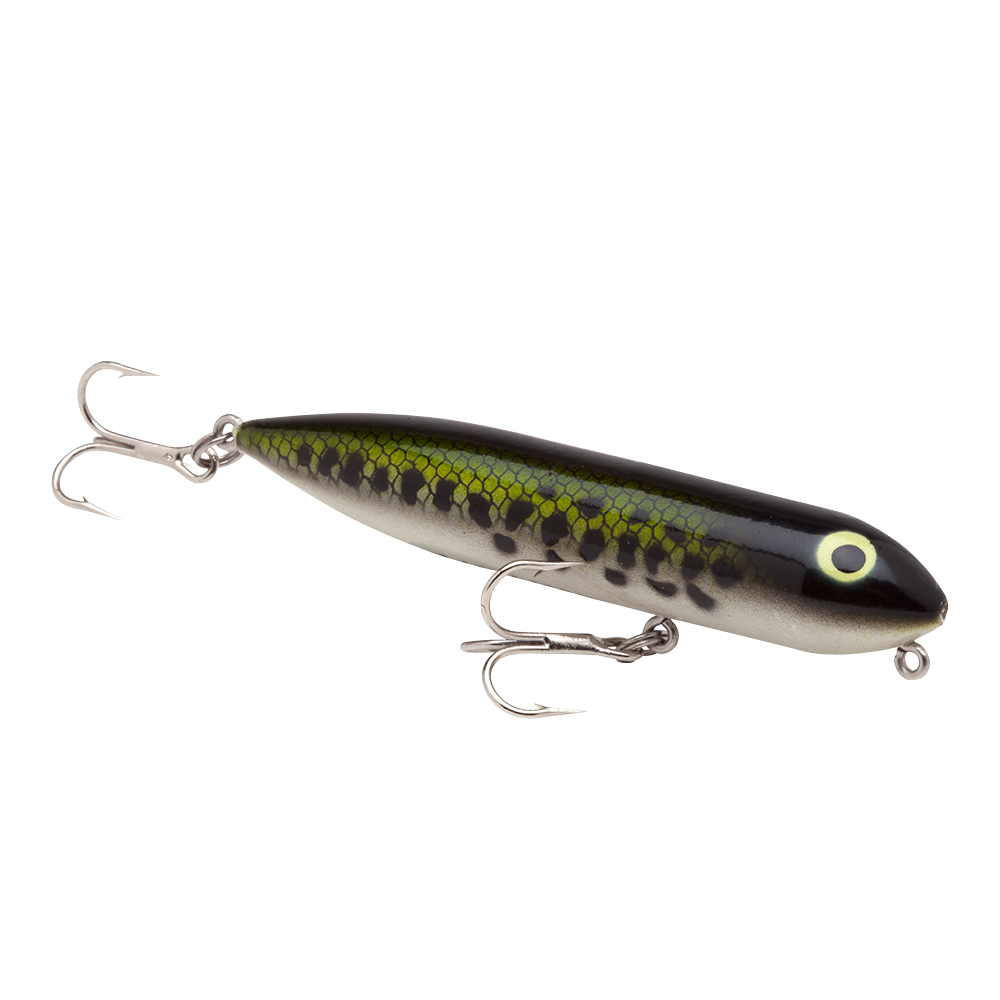 Heddon zara puppy lure baby bass 3 inch for Amazon fishing lures