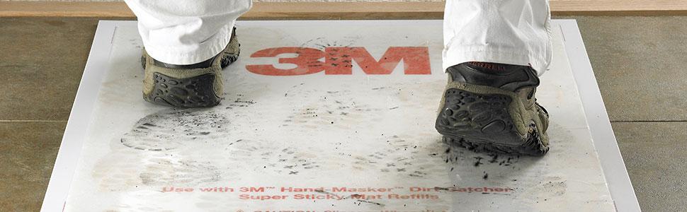 Amazon Com Hand Masker Dcsp Dirt Catcher Super Sticky Mat