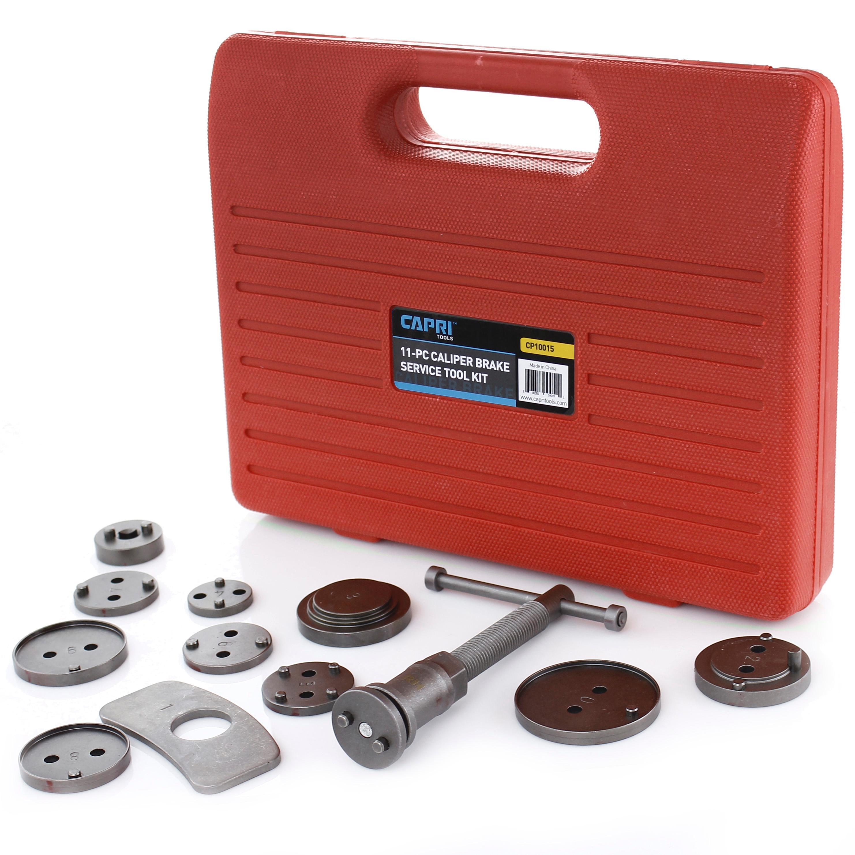 Brake Caliper Retraction Tool Capri Tools Brake Caliper Kit