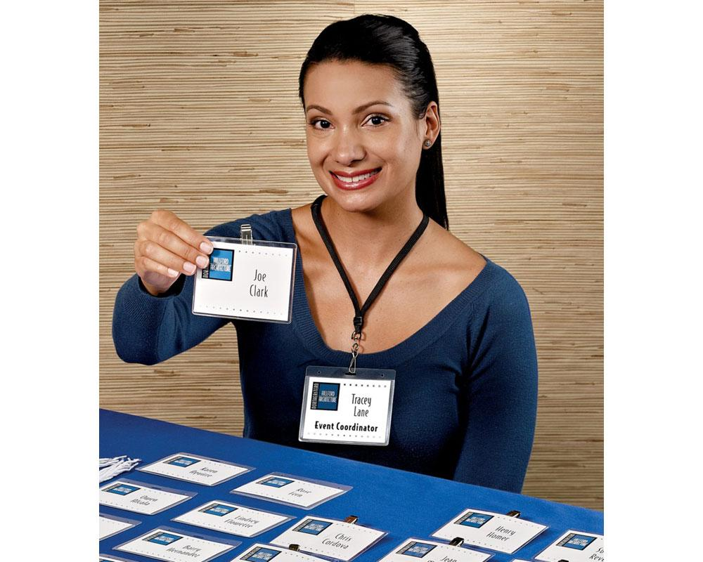 Amazon.com : Avery 5361 Laminated I.D. Cards, Box of 30