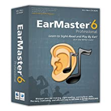 EarMaster Pro 6 retail box