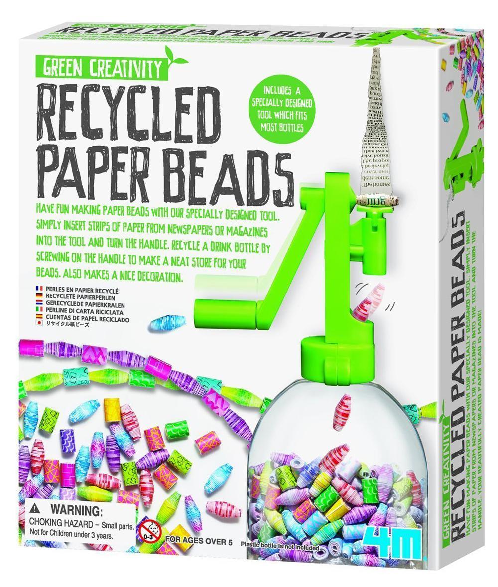 Create Unique Fun Paper Beads
