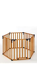 baby gates for wide openings, extra wide baby gate, long baby gates, walk through baby gate