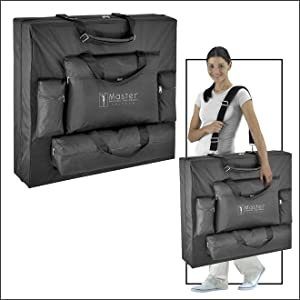 Deluxe Carry Case with 4 Accessory Pockets