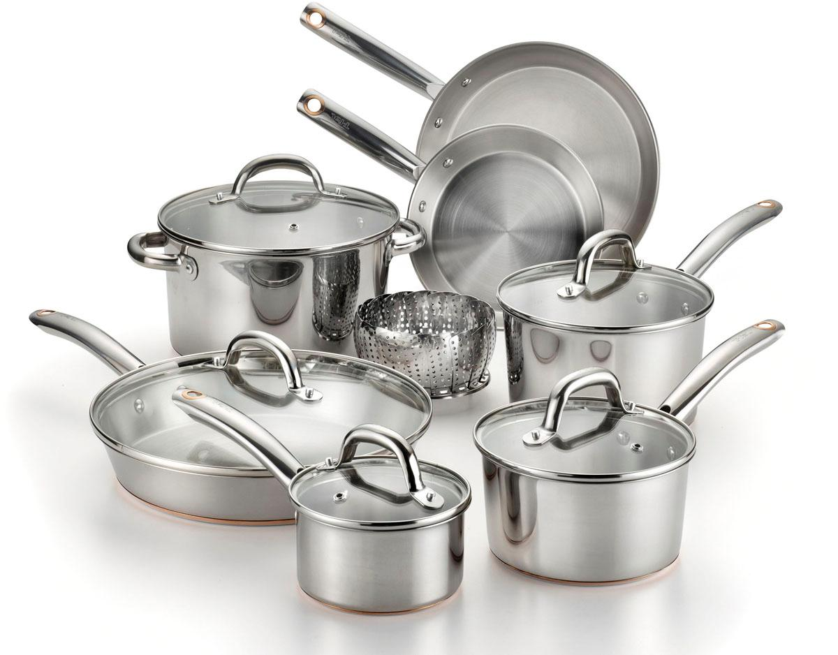 copper bottom stainless steel cookware for faithful