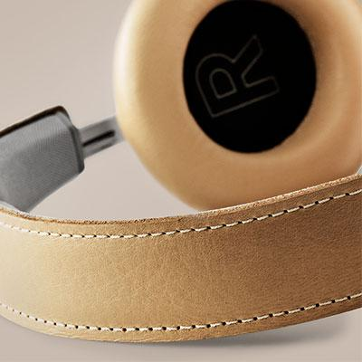 b o play by bang olufsen beoplay h6 over ear headphones natural 1642003. Black Bedroom Furniture Sets. Home Design Ideas