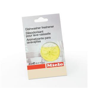 how to use miele dishwasher freshener