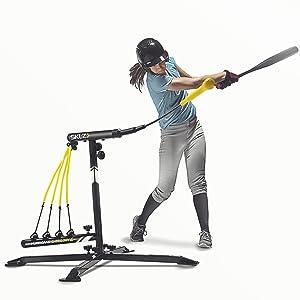 how to make a baseball hitting training stick