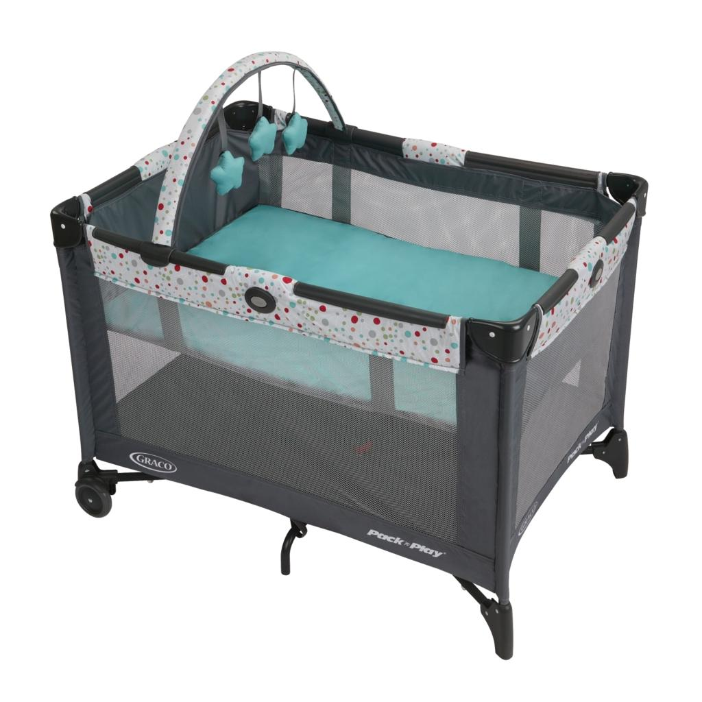 Amazon Com Graco Pack N Play Playard With Bassinet