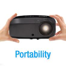 InFocus Portable Projector