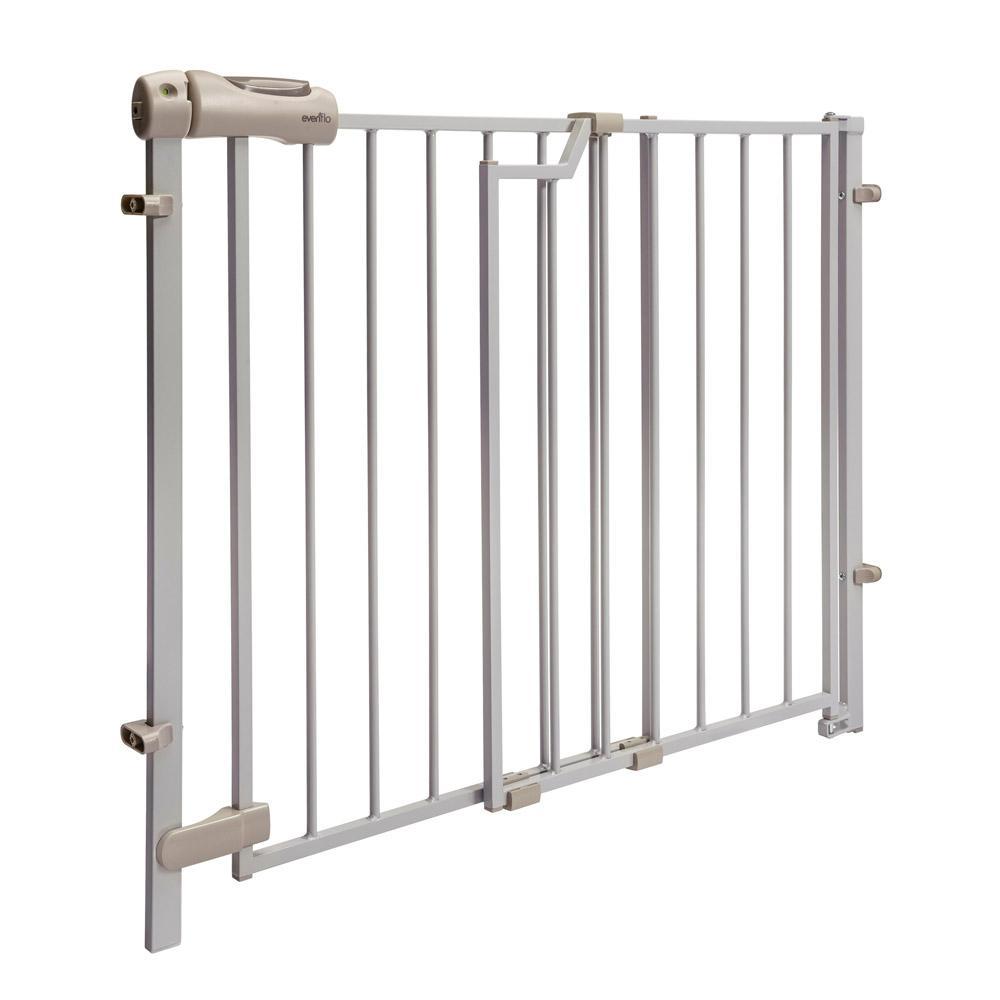 ... Evenflo Easy Walk Thru Top Of Stairs Gate : Indoor Safety Gates : Baby