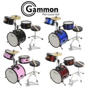 junior drum set gammon percusson