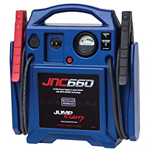 JNC660, Jump-N-Carry, jumpstarter, booster, power, 12V